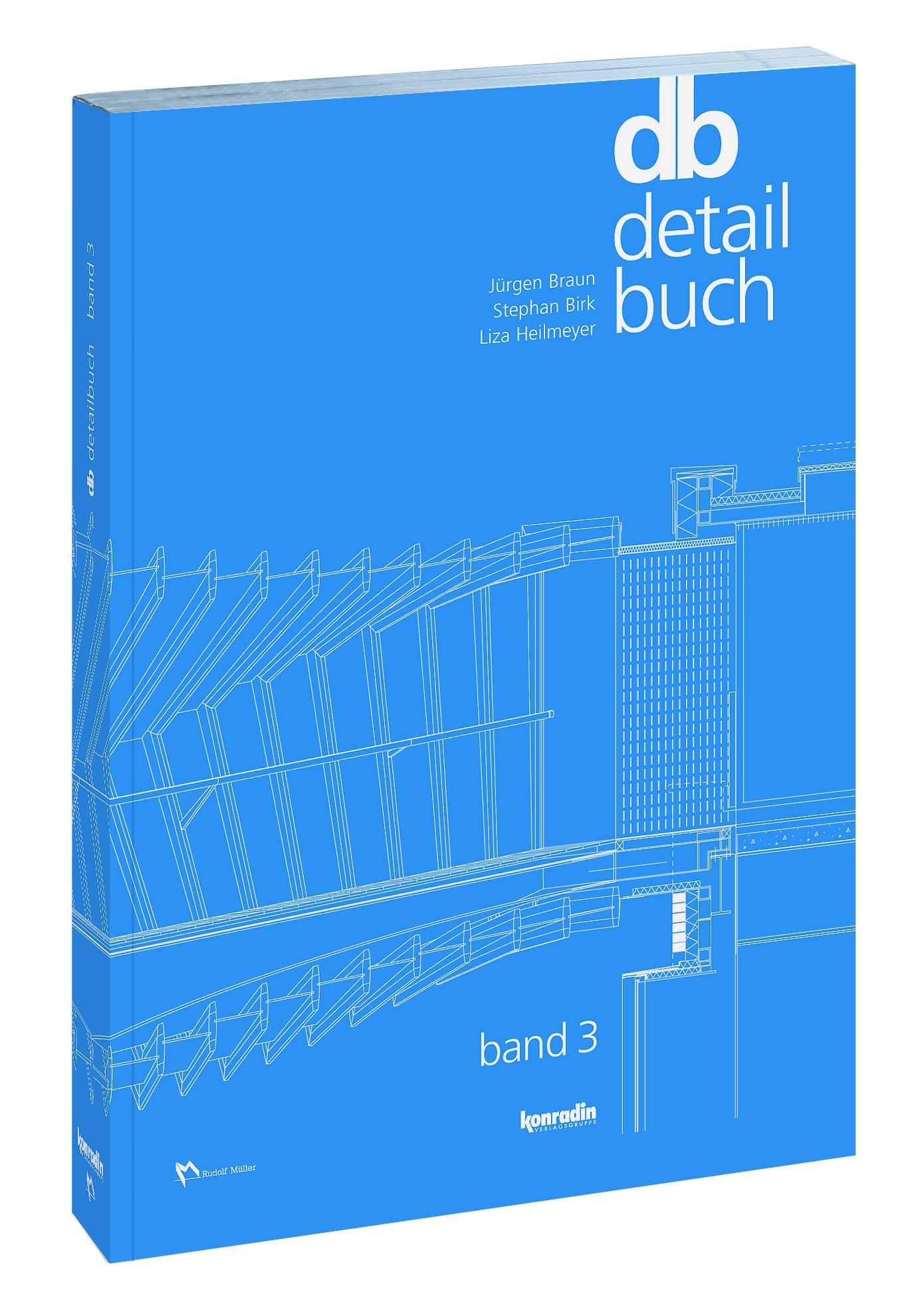 Jürgen Braun / db Detailbuch 3 9783481022402