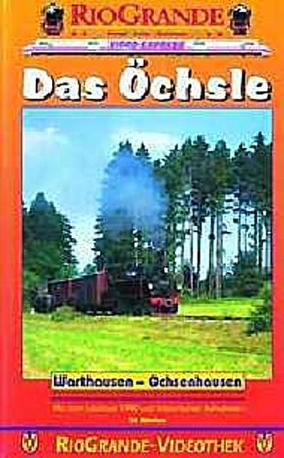 Das Öchsle, 1 Videocassette [VHS]