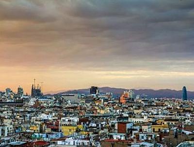 Barcelona - 500 Teile (Puzzle)