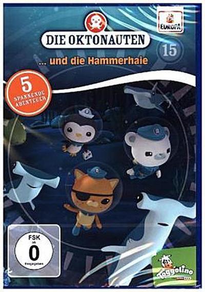 Die Oktonauten und die Hammerhaie, 1 DVD