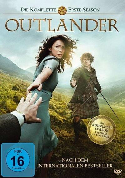 Outlander - Staffel 1 DVD-Box