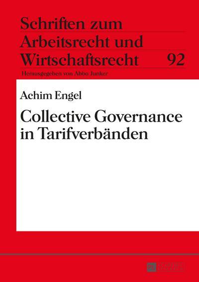 Collective Governance in Tarifverbaenden