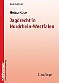 Jagdrecht in Nordrhein-Westfalen