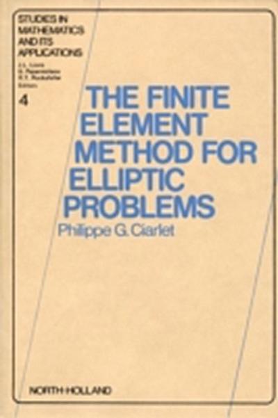 Finite Element Method for Elliptic Problems