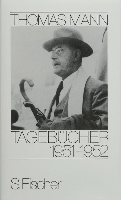 Tagebücher 1951 - 1952