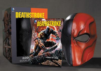Deathstroke Vol. 01 Book & Mask Set