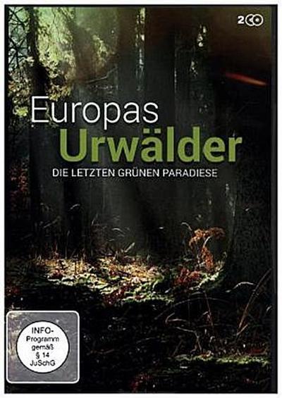 Europas Urwälder - Die letzten grünen Paradiese, 2 DVD