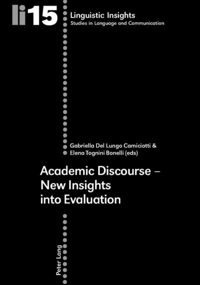 Academic Discourse - New Insights into Evaluation