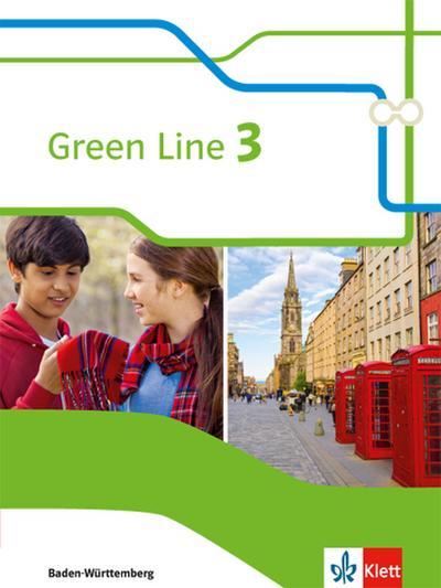 Green Line. Schülerbuch (fester Einband). Klasse 7. Ausgabe Baden-Württemberg ab 2016