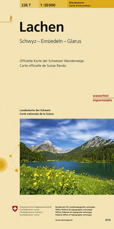 Swisstopo 1 : 50 000 Lachen