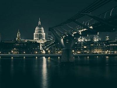 London bei Nacht - 1.000 Teile (Puzzle)