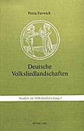 Deutsche Volksliedlandschaften