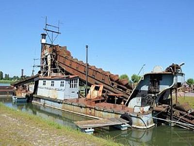 historischer Dampfer - 1.000 Teile (Puzzle)