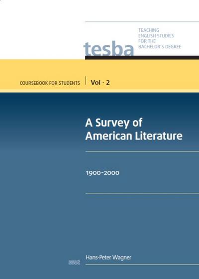 A Survey of American Literature. Vol.2