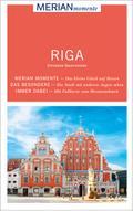 MERIAN momente Reiseführer Riga; Mit Extra-Karte zum Herausnehmen; MERIAN momente; Deutsch
