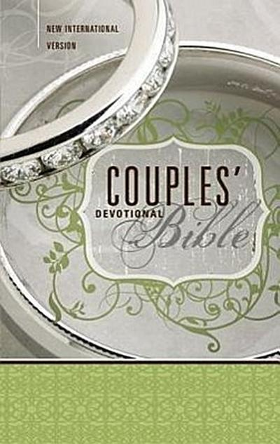 Couples' Devotional Bible-NIV