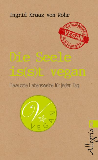 Die Seele is(s)t vegan