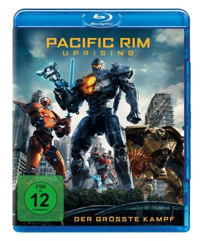 Pacific Rim: Uprising, 1 Blu-ray
