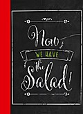 Now we have the salad!, Postkartenbuch