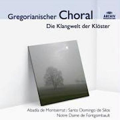 Die Klangwelt Der Klöster (Audior)