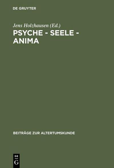 Psyche - Seele - anima
