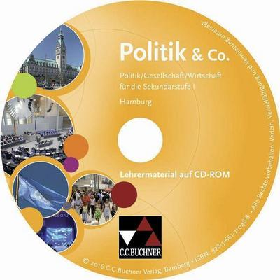Politik & Co. Lehrermaterial Hamburg