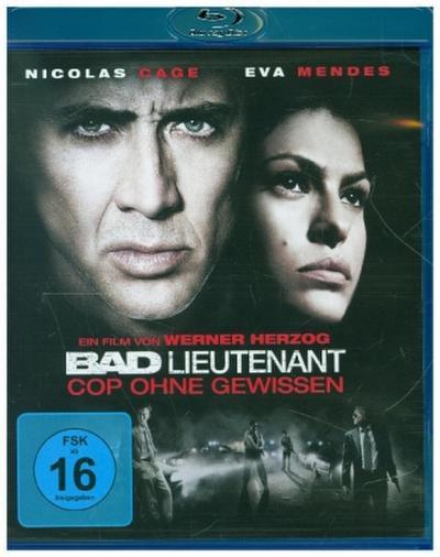 Bad Lieutenant - Cop ohne Gewissen, 1 Blu-ray