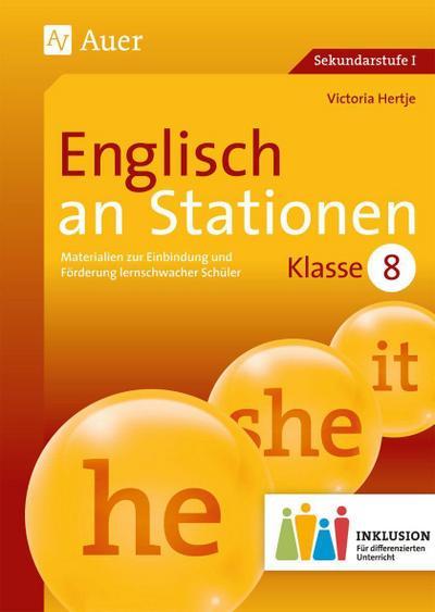 Englisch an Stationen 8 Inklusion