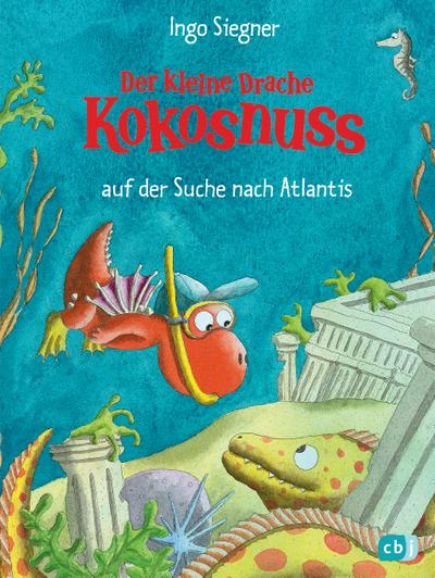 Der kleine Drache Kokosnuss 15 auf der Suche nach Atlantis
