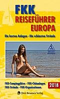 FKK-Reiseführer Europa 2018