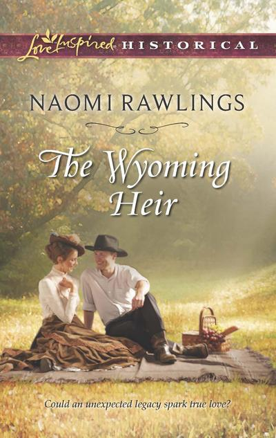 The Wyoming Heir (Mills & Boon Love Inspired Historical)
