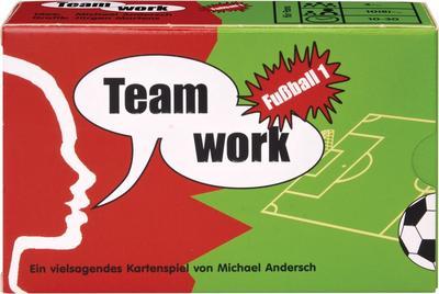 Adlung Spiele 46151 - Teamwork Fussball 1