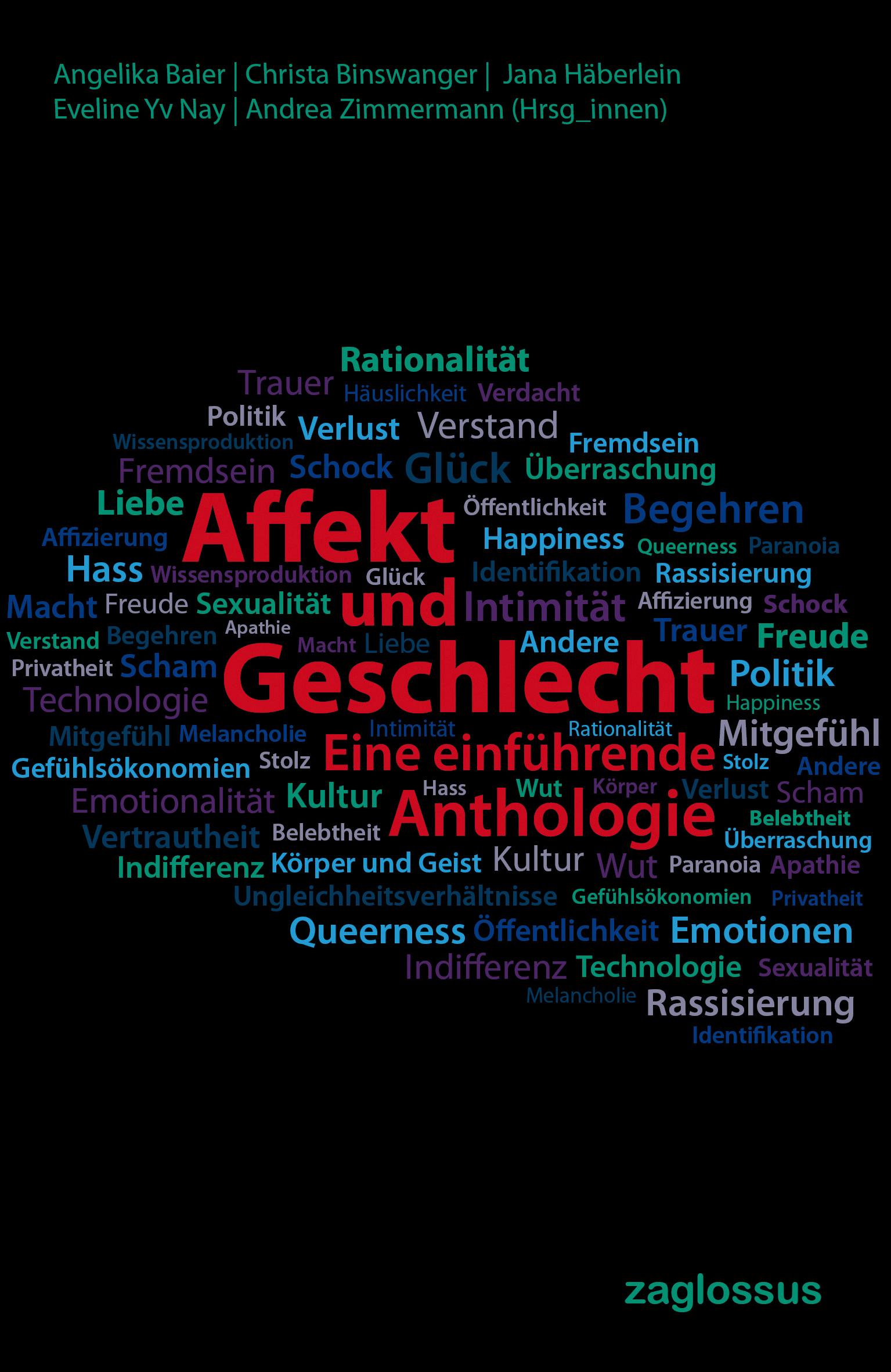 Affekt und Geschlecht Angelika Baier