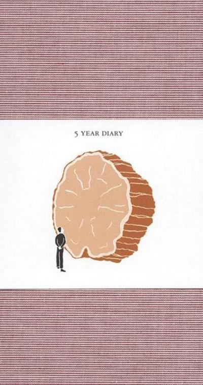 5 Year Diary