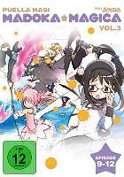 Madoka Magica - Volume 3 Episoden 9-12