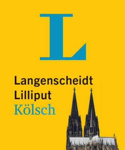 Langenscheidt Lilliput Kölsch - im Mini-Format
