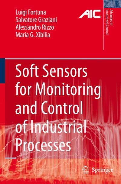 Soft Sensors for Monitoring and Control of Industrial Processes