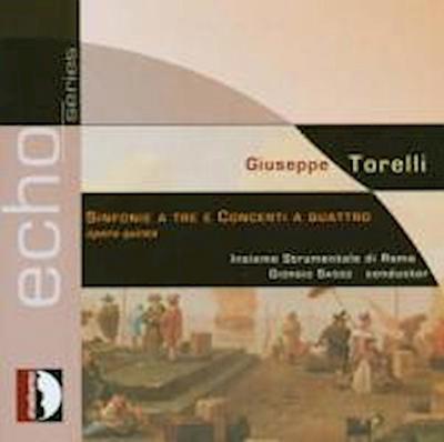 Sinfonie & Concerti Op. 5