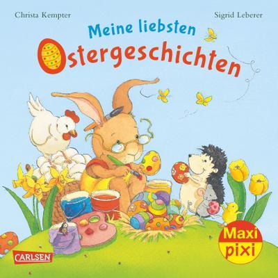 Maxi-Pixi Nr. 242: VE 5 Meine liebsten Ostergeschichten