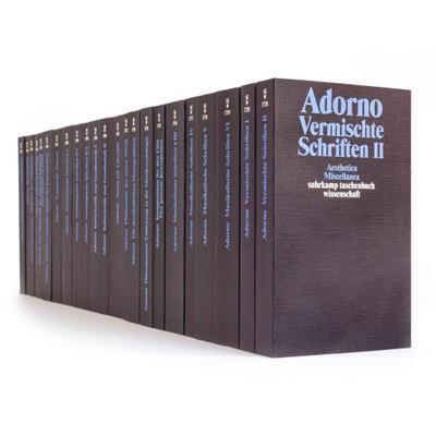 Gesammelte Schriften in zwanzig Bänden