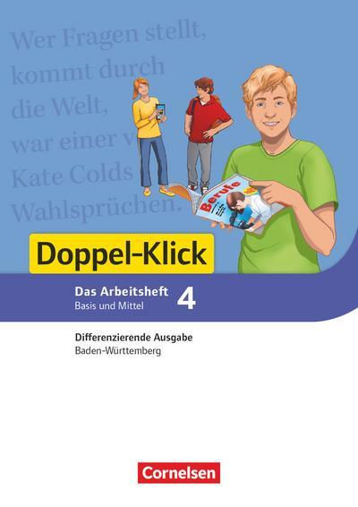 Doppel-Klick - Das Sprach- und Lesebuch - Differenzierende Ausgabe Baden-Württemberg