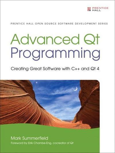 Advanced Qt Programming (paperback)