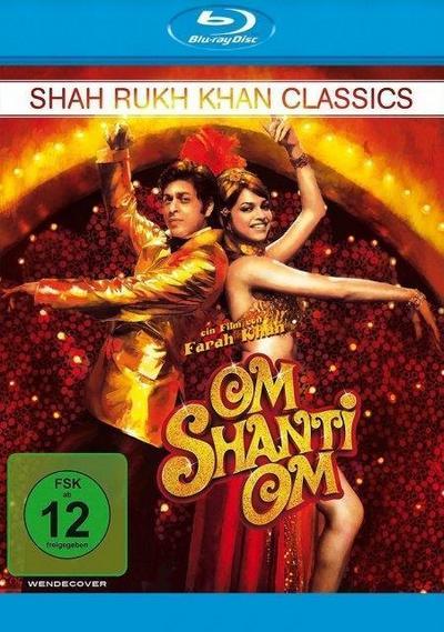 Om Shanti Om (Shah Rukh Khan Classics) (Blu-ray)