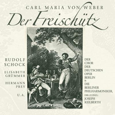Der Freischütz, 2 Audio-CDs