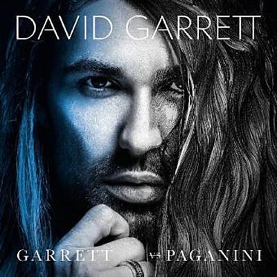 Garrett vs. Paganini, 1 Audio-CD