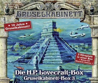 Gruselkabinett - Box 3