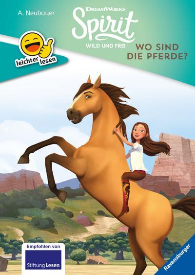Dreamworks Spirit Wild und Frei: Wo sind die Pferde?