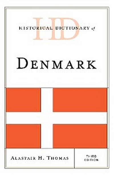 Historical Dictionary of Denmark