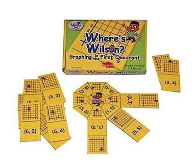 Where's Wilson?: Graphing in the First Quadrant