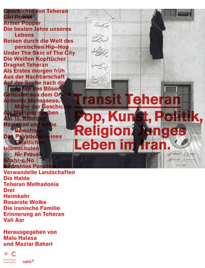 Transit Teheran: Pop, Kunst, Politik, Religion